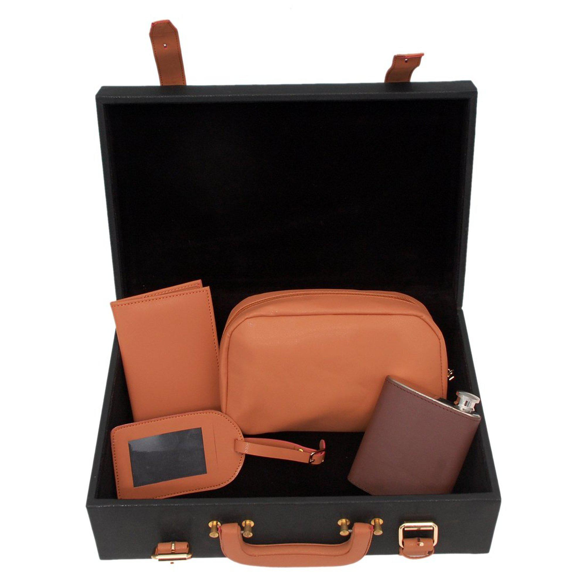 Leather Trunk Box For Men