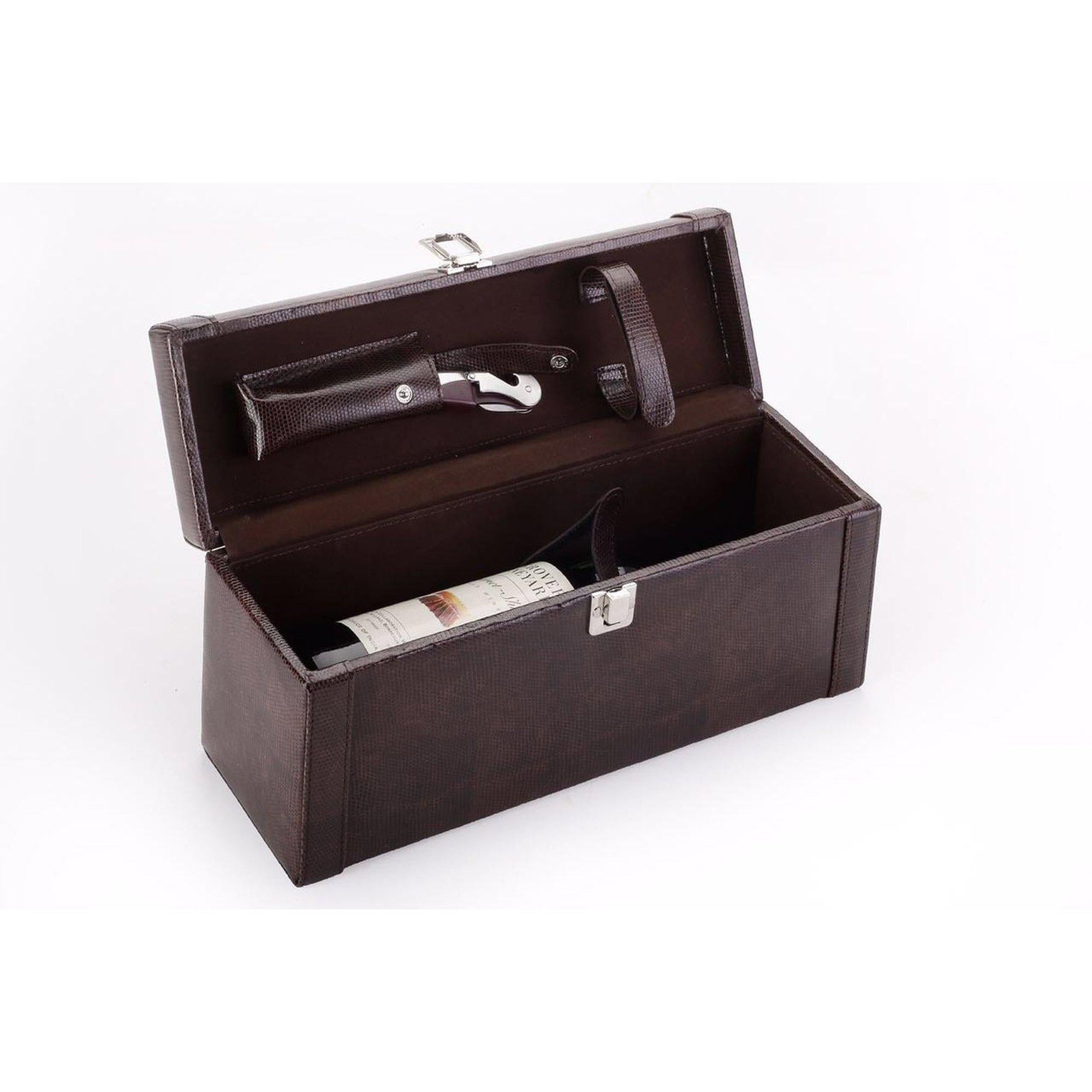 Single Bottle Bar Set