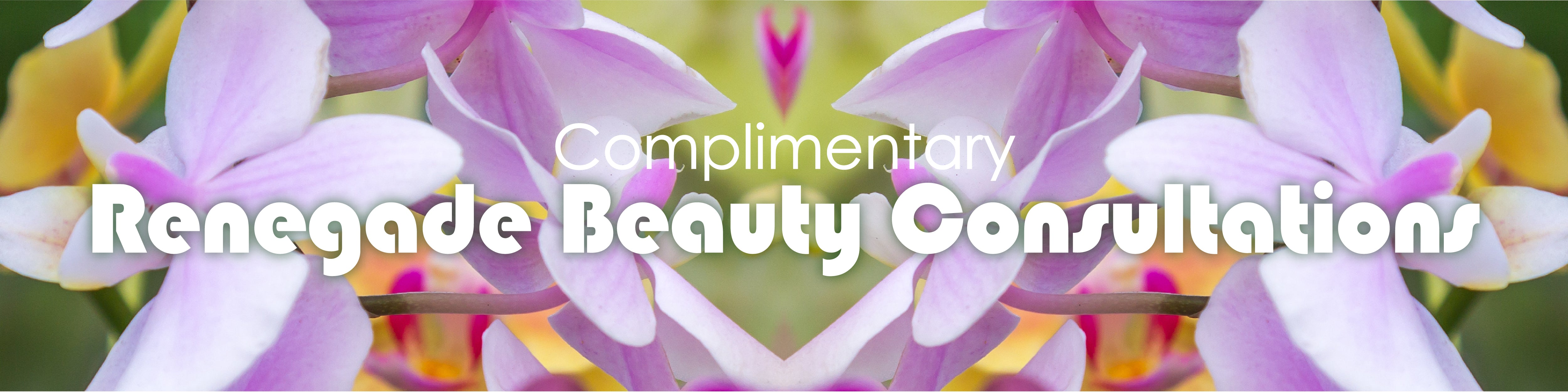 Renegade Beauty Consultations