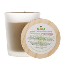 Load image into Gallery viewer, Camp Cosmic Contemplation Candle