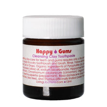 Load image into Gallery viewer, Happy Gums Cleansing Clay Toothpaste