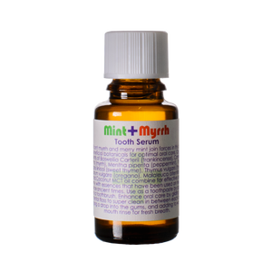 Mint + Myrrh Tooth Serum