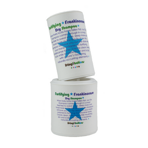 Fortifying Frankincense Dry Shampoo