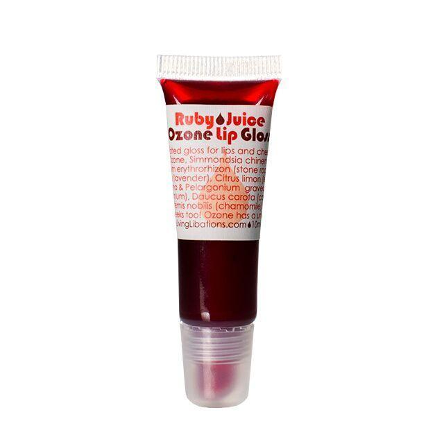 Ruby Juice Ozone Lip Gloss