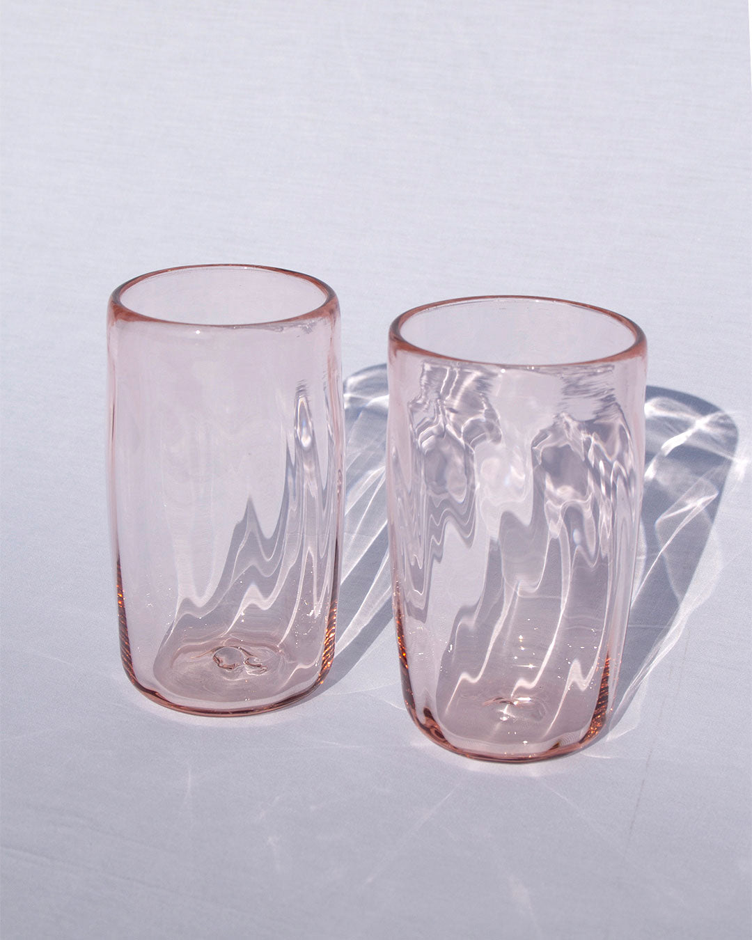 Rose Pink Optical Tumbler