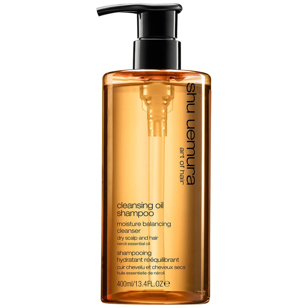 Cleansing Oil Shampoo for Dry Scalp 400ml