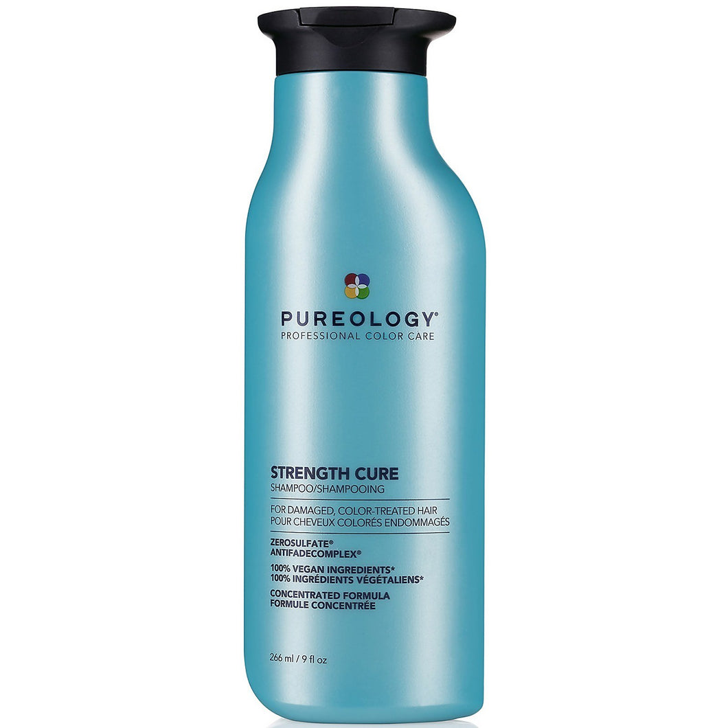 STRENGTH CURE SHAMPOO 250ml