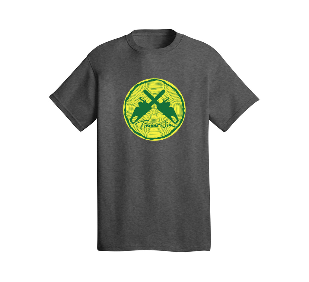Timber Jim Classic Logo T-shirt
