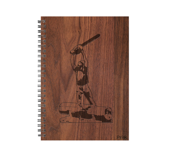 Timber Jim Iconic Wood Journal