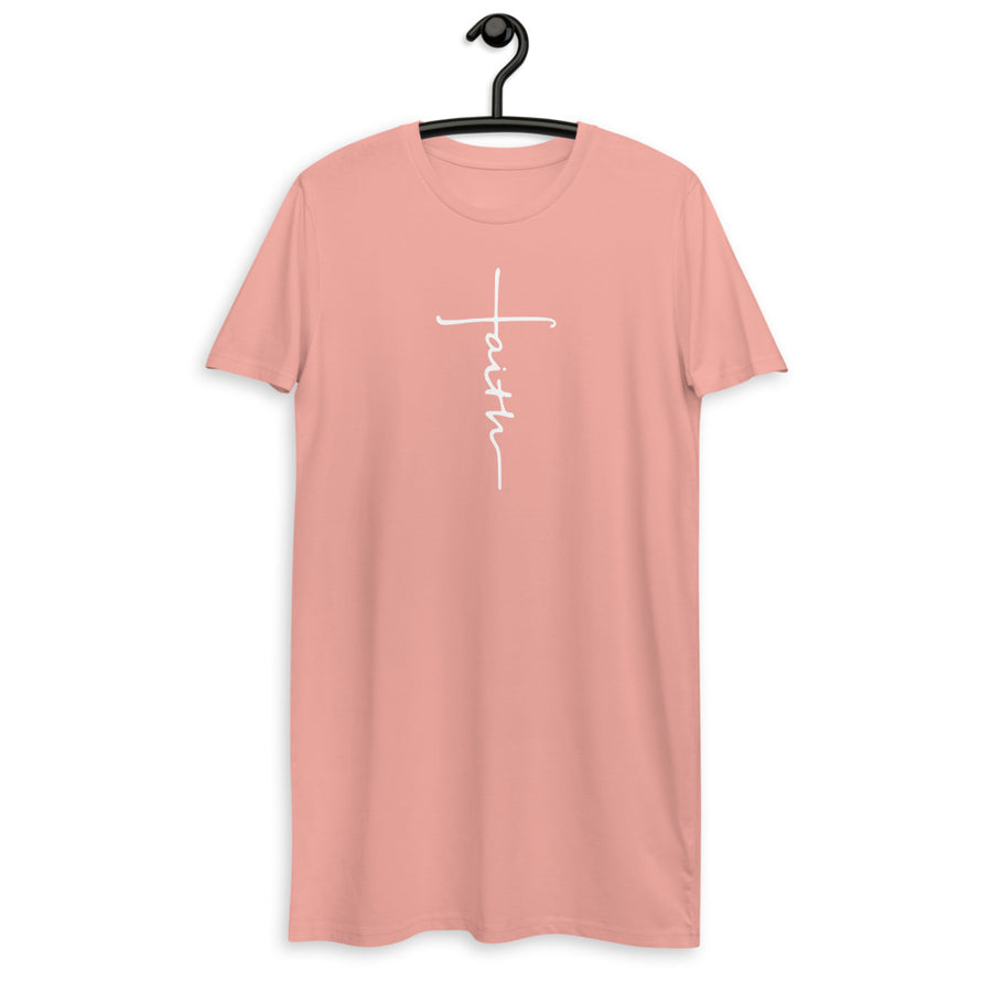 Faith Cross Tee Dress