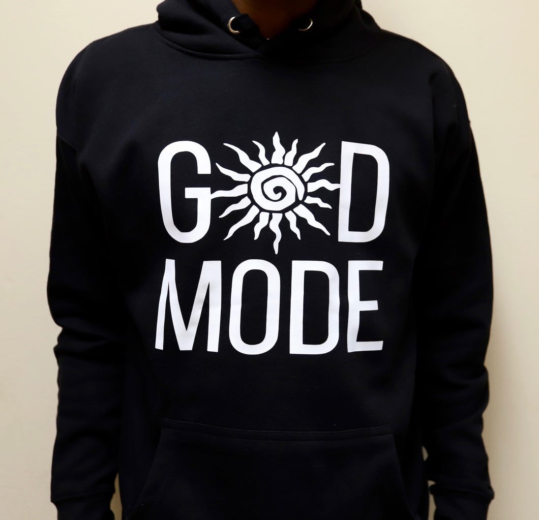 Black G☀️DMODE sweater