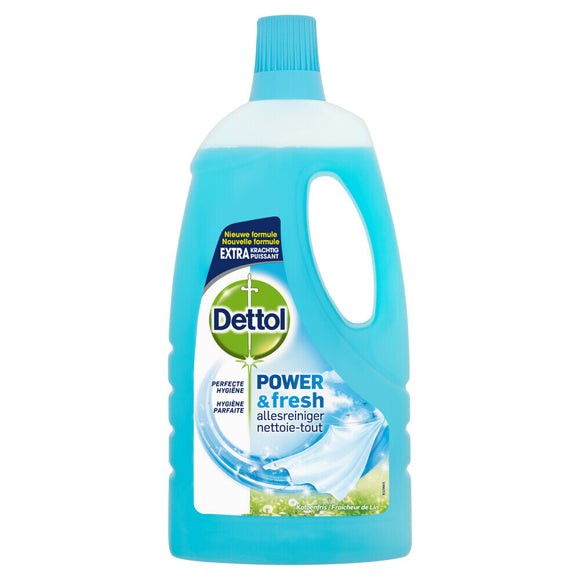 Dettol Allesreiniger Power & Fresh Katoenfris 1000 ml