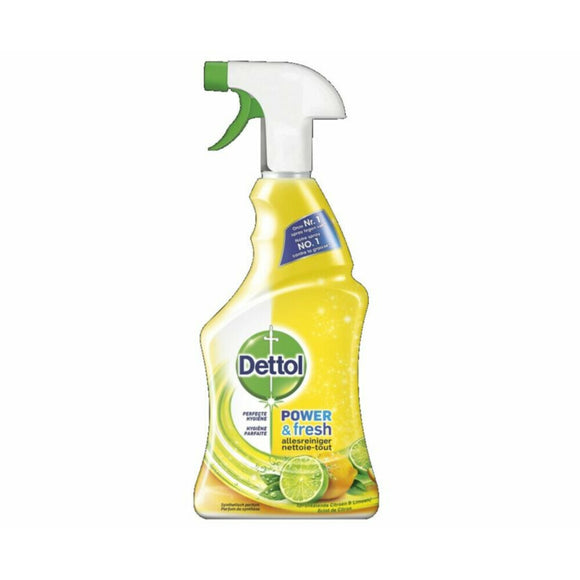 Dettol Allesreiniger Spray Power & Fresh Citroen & Limoen 500 ml