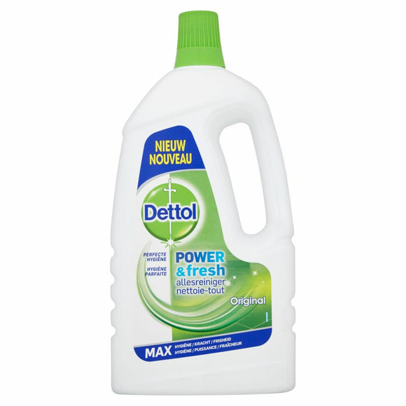 Dettol Allesreiniger Power & Fresh Original 1500 ml