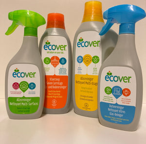 Ecover Cleaning Pakket