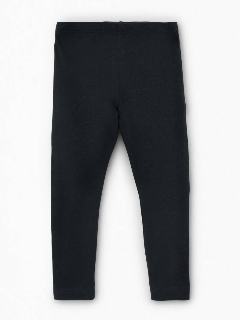 Colored Organics - Classic Leggings - Black