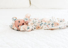 Load image into Gallery viewer, Autumn Knotted Gown- Newborn