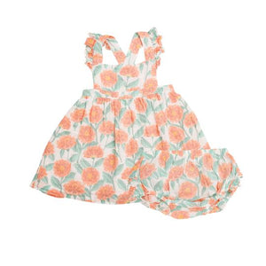Marigold Garden Pinafore Top & Bloomer