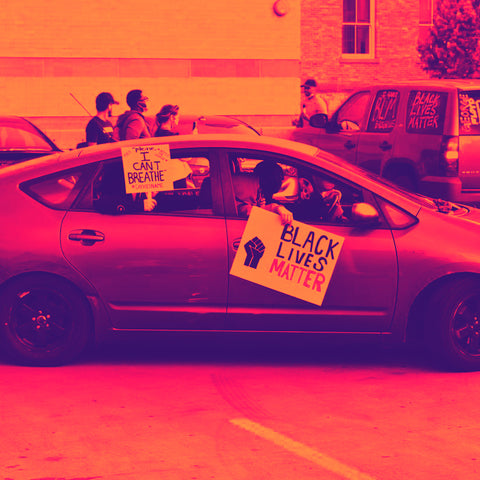 The 'Black Lives Matter' Honk