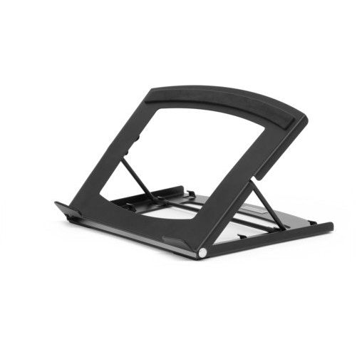 Allsop TriTilt Adjustable Laptop/Tablet Stand for Ultrabook, Tablet, Notebook, iPad - Lightweight and Portable (31660)