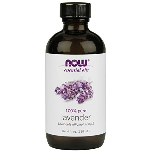 NOW Foods Lavender Oil, 4 ounce