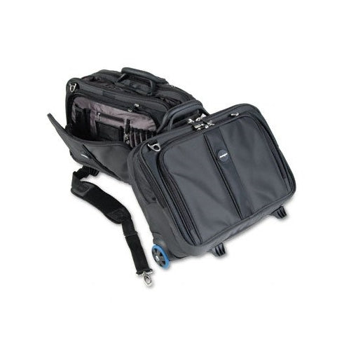KMW62348 - Kensington Contour Carrying Case (Roller) for 17 Notebook - Gray