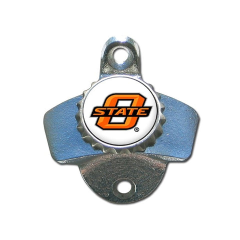 NCAA Oklahoma State Cowboys Wall Bottle Opener