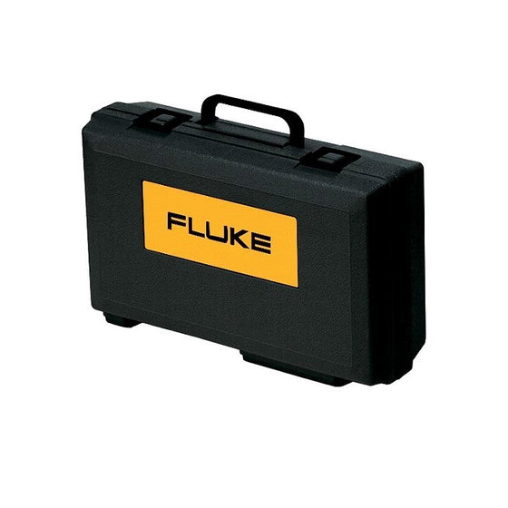 "Fluke C800 Polypropylene Hard Meter and Accessory Carrying Case, 15"" Width x 9"" Height x 4-1/2"" Depth"