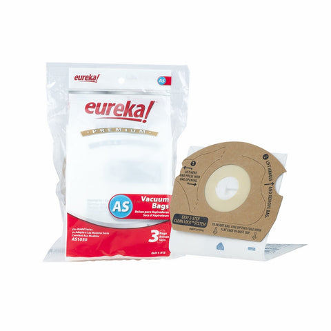 Eureka Genuine AS Premium Filtration Vacuum Bag 68155-3 bags