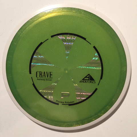 Axiom Disc - Crave - Plasma