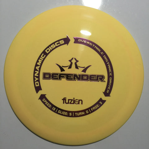 Dynamic Disc - Defender - BioFuzion