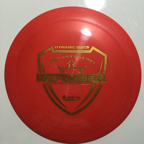 Dynamic Disc - Defender - Fuzion