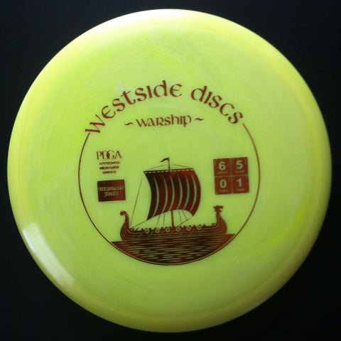 Westside Discs - Warship - Tournament