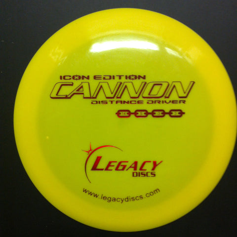 Legacy Discs - Cannon - Icon Edition
