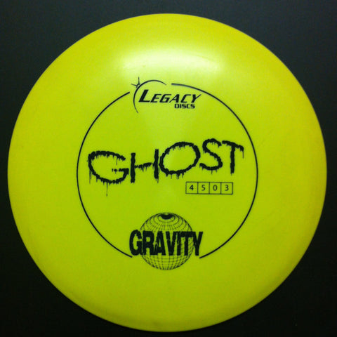 Legacy Discs - Ghost - Gravity Edition