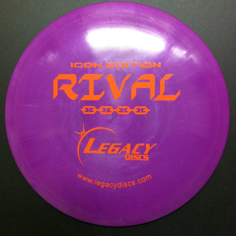 Legacy Discs - Rival - Icon Edition