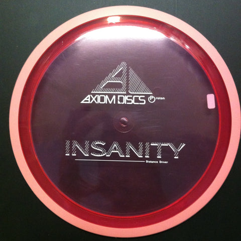 Axiom Disc - Insanity - Proton