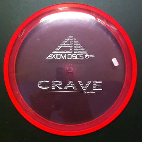 Axiom Disc - Crave - Proton