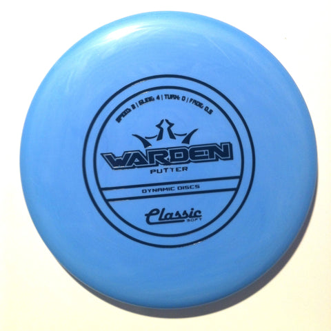 Dynamic Disc - Warden - Classic Soft