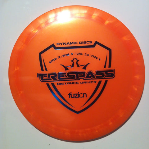 Dynamic Disc - Trespass - Fuzion