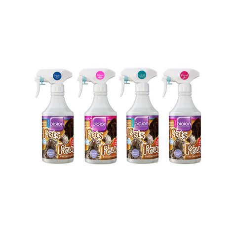 Bioion Pets Pounce Sanitiser Spray 500ml