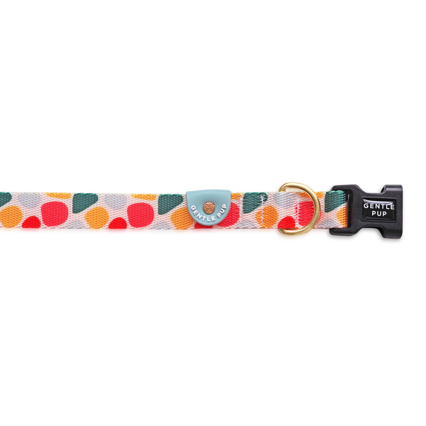 Gentle Pup Dog Collar - Candy Callie