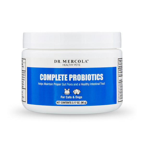 Dr Mercola Complete Probiotics for Cats & Dogs