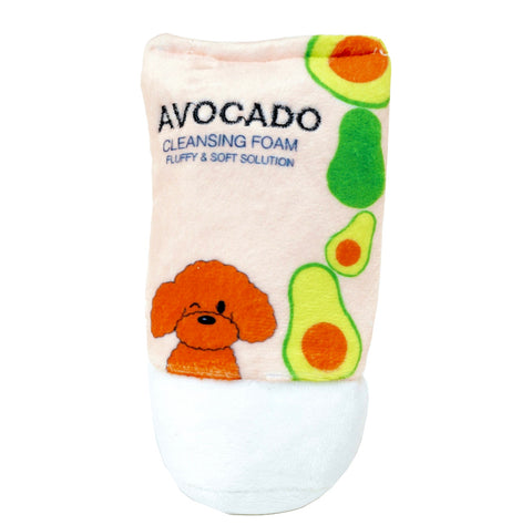 Hey Cuzzies Hide & Seek Toy - Avocado Cleansing Foam