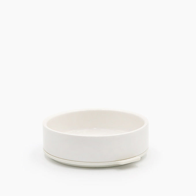 INHERENT Pudding Bowl - White