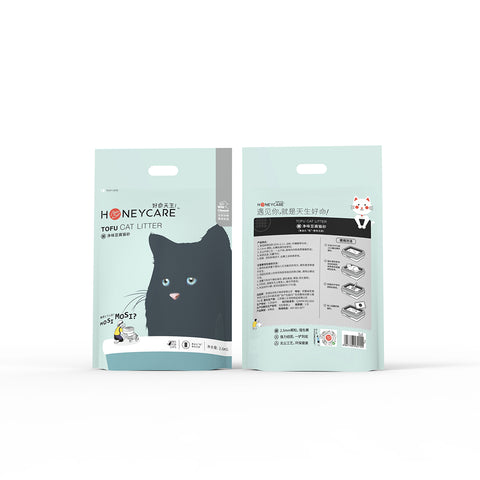 Honey Care Tofu Cat Litter 6L