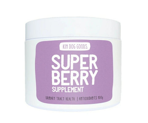Kin Dog Goods Supplement - Super Berry