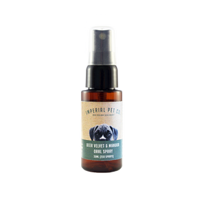 Imperial Pet Co Deer Velvet & Manuka Oral Spray