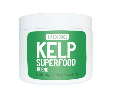 Kin Dog Goods Supplement - Kelp Superfood Blend