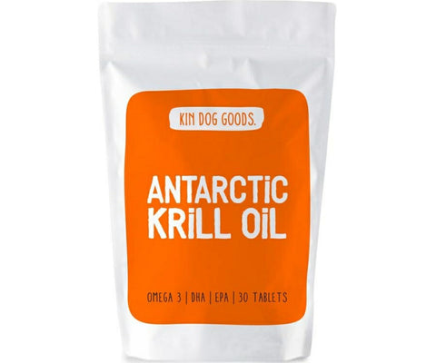 Kin Dog Goods Supplement - Antartic Krill Oil